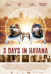 3Days in Havana_POSTER