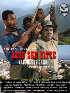 Rezo San Pitye Poster